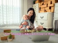 3 Ways That Technology Is Making Life Easier For Moms