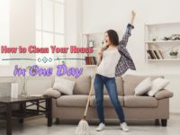 How to Clean Your House in One Day