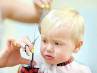 Tips for Your Child's First Haircut