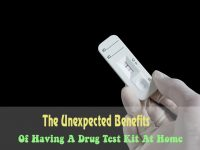 The Unexpected Benefits Of Having A Drug Test Kit At Home